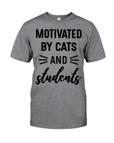 Motivated by cats and students