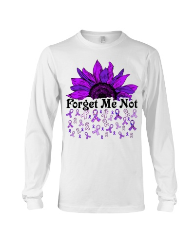 Forget me not - Alzheimer Awareness