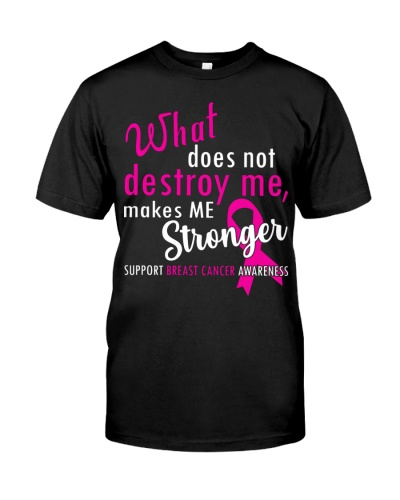 Make me stronger - Breast cancer Awareness