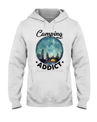 Camping addict