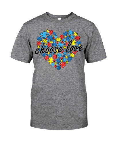 Choose love - Autism Awareness