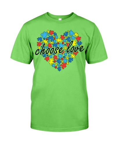 Choose love - Autism Awareness