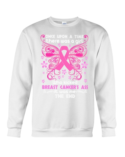 Once upon a time - Breast cancer Awareness