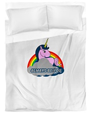 Always Be You Duvet Cover - Twin XL front