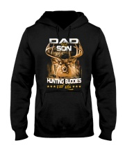 Hunting Buddies for Life Hooded Sweatshirt thumbnail