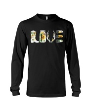 Love  Hunting with sunFlower Long Sleeve Tee thumbnail
