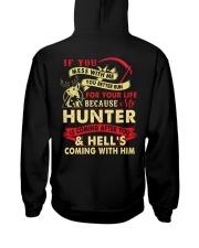 Never Dreamed Hooded Sweatshirt thumbnail