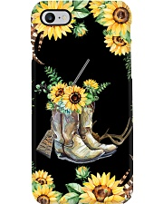 Hunting with sunflower  Phone Case i-phone-7-case