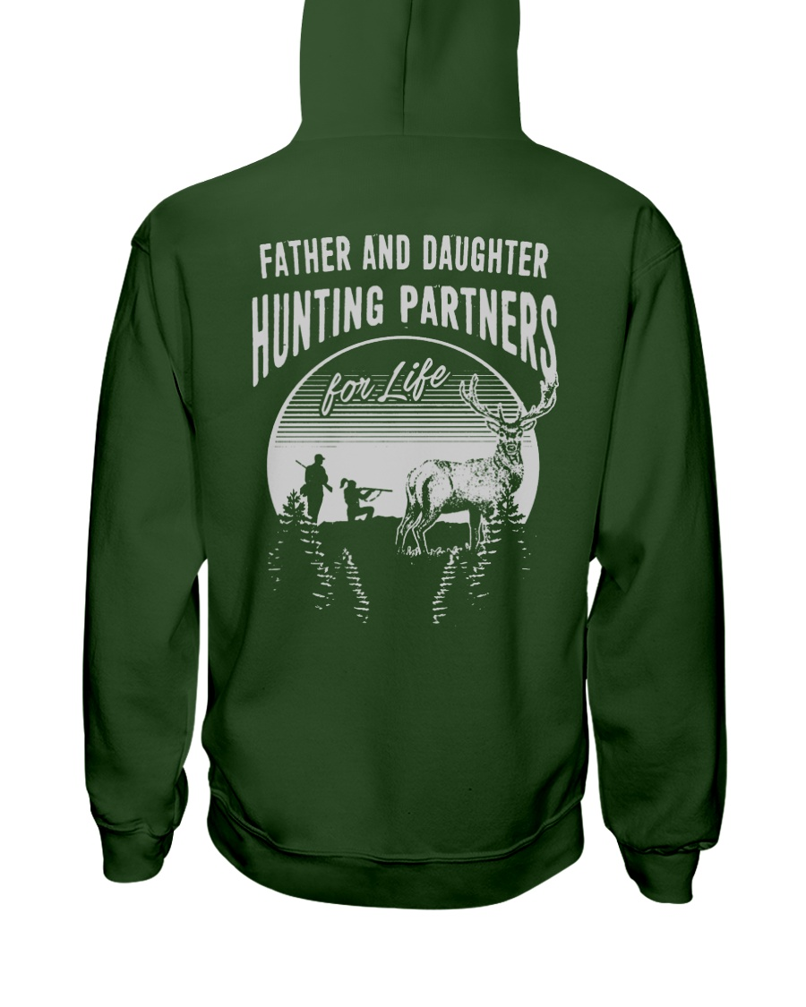 Hunting Partner for life Hooded Sweatshirt