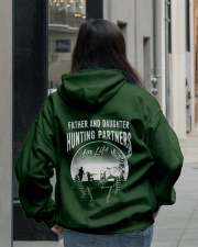 Hunting Partner for life Hooded Sweatshirt lifestyle-unisex-hoodie-back-2