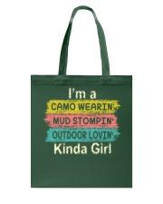 Kinda Girl Tote Bag thumbnail