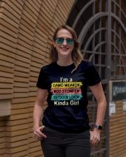 Kinda Girl Ladies T-Shirt lifestyle-women-crewneck-front-2