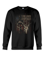 Hunt Hard Crewneck Sweatshirt thumbnail