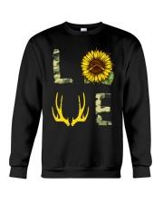 Hunting In My Life Crewneck Sweatshirt thumbnail