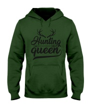 Hunting Queen Hooded Sweatshirt thumbnail