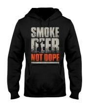 Smoke Deer not Dope Hooded Sweatshirt thumbnail