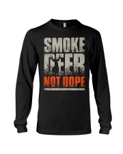 Smoke Deer not Dope Long Sleeve Tee thumbnail