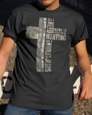 ALL I NEED Classic T-Shirt apparel-classic-tshirt-lifestyle-28