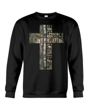 ALL I NEED Crewneck Sweatshirt thumbnail