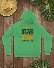 Hunting Dad Hooded Sweatshirt lifestyle-unisex-hoodie-front-7