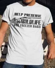 WildLife Classic T-Shirt apparel-classic-tshirt-lifestyle-28