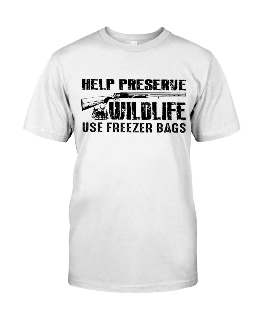 WildLife Classic T-Shirt
