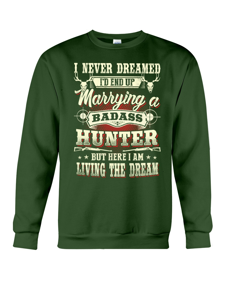 Living the dream Crewneck Sweatshirt