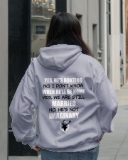 HunterWife Hooded Sweatshirt lifestyle-unisex-hoodie-back-2