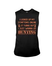 Wanna go Hunting Sleeveless Tee thumbnail