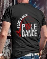 Pole Dance Classic T-Shirt lifestyle-mens-crewneck-back-2