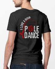 Pole Dance Classic T-Shirt lifestyle-mens-crewneck-back-5