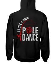 Pole Dance Hooded Sweatshirt thumbnail