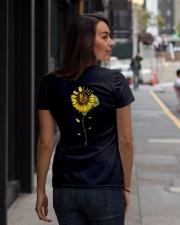 You are my sunshine B Ladies T-Shirt lifestyle-women-crewneck-back-1