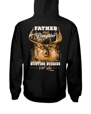 Father and daughter back Hooded Sweatshirt thumbnail