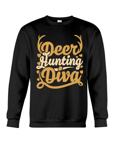Deer Hunting Diva