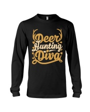 Deer Hunting Diva Long Sleeve Tee thumbnail