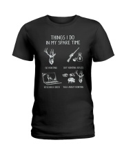 In MY spare Time Ladies T-Shirt thumbnail