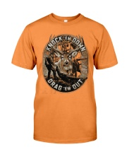 Knock Em Down Premium Fit Mens Tee thumbnail