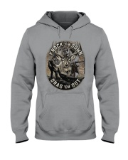 Knock Em Down Hooded Sweatshirt thumbnail