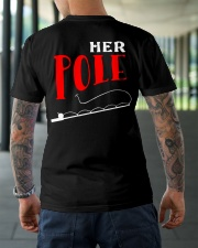 Her Pole Classic T-Shirt lifestyle-mens-crewneck-back-3
