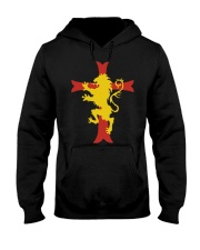 Knights Templar - Limited Edition Hooded Sweatshirt thumbnail
