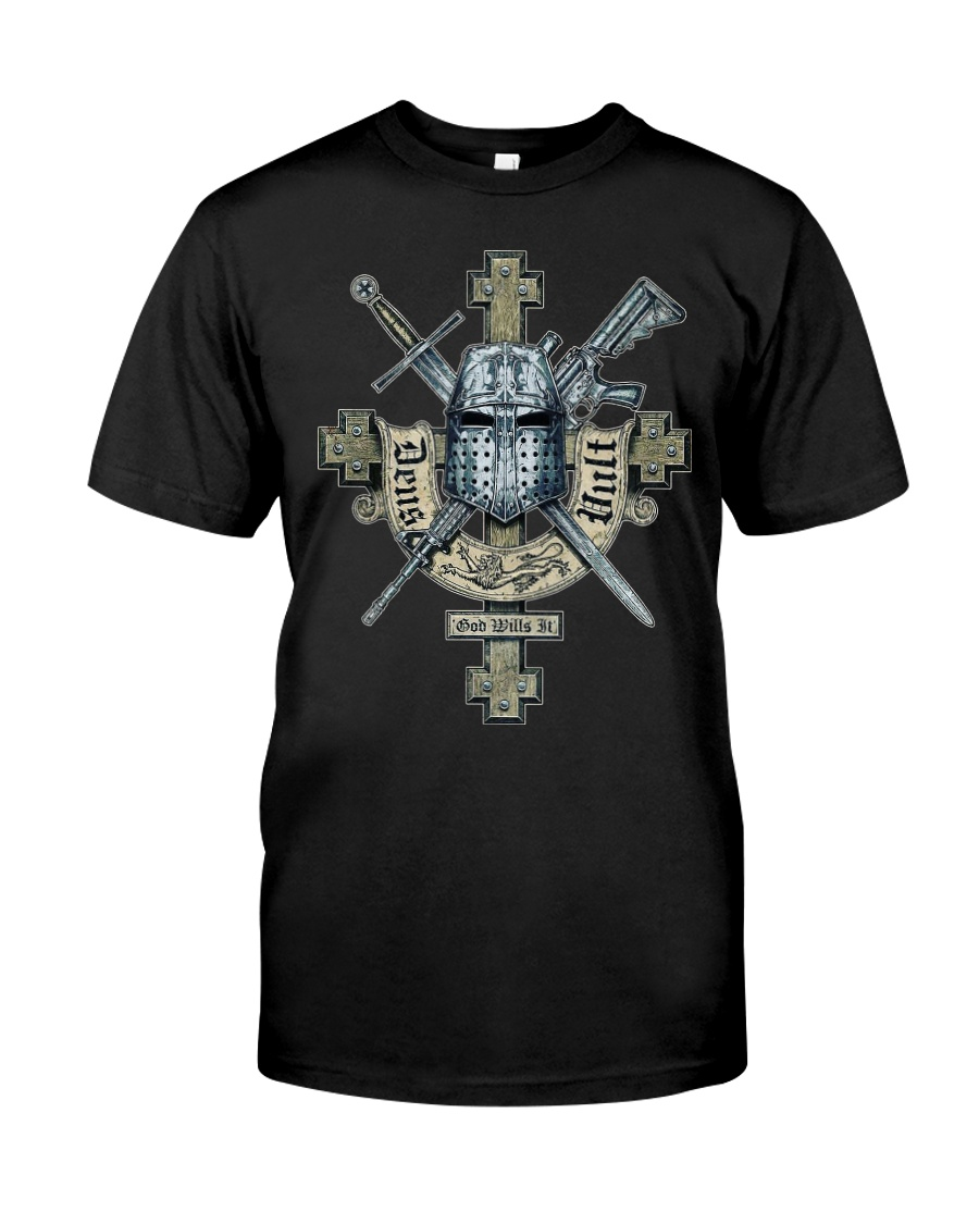 Knights Templar - Limited Edition Classic T-Shirt
