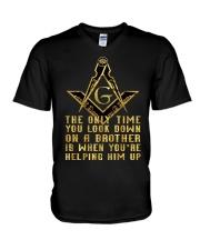 Masonic Apparel - Limited Edition V-Neck T-Shirt thumbnail