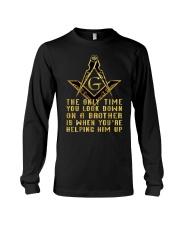 Masonic Apparel - Limited Edition Long Sleeve Tee thumbnail
