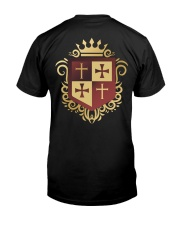 Knights Templar - Limited Edition Classic T-Shirt thumbnail