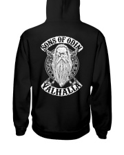 Viking Shirt - Limited Edition Hooded Sweatshirt back