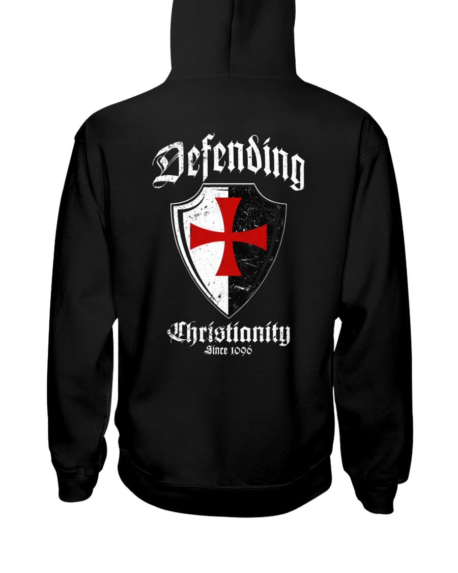 Knights Templar - Limited Edition Hooded Sweatshirt