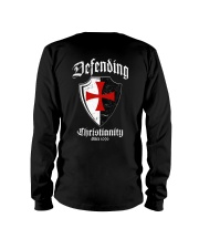 Knights Templar - Limited Edition Long Sleeve Tee thumbnail