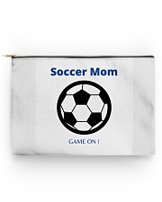 Soccer mom game on Accessory Pouch - Large back