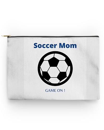 Soccer mom game on
